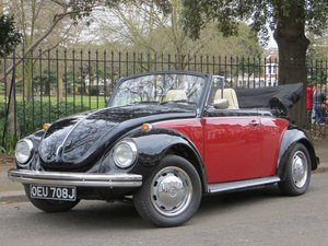 1971 Volkswagen Beetle Convertible 1303 For Sale