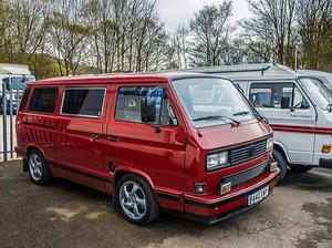 1985 VW T25 / T3 Campervan Caravelle C