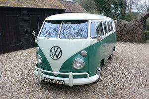1966 Volkswagen Type 2 Split Screen Camper