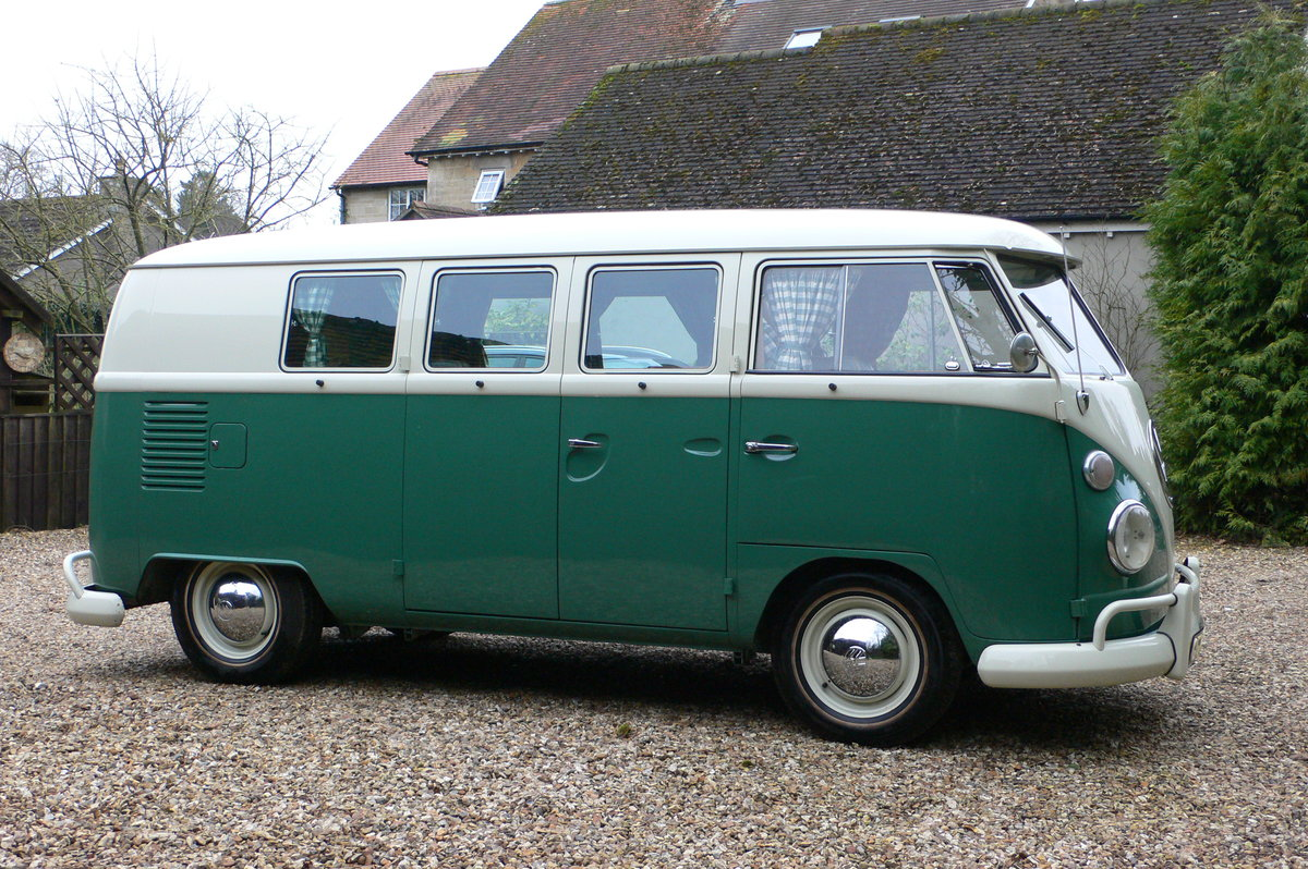 1966 Volkswagen Type 2 Split Screen Camper For Sale by Auction (picture 2 of 6)