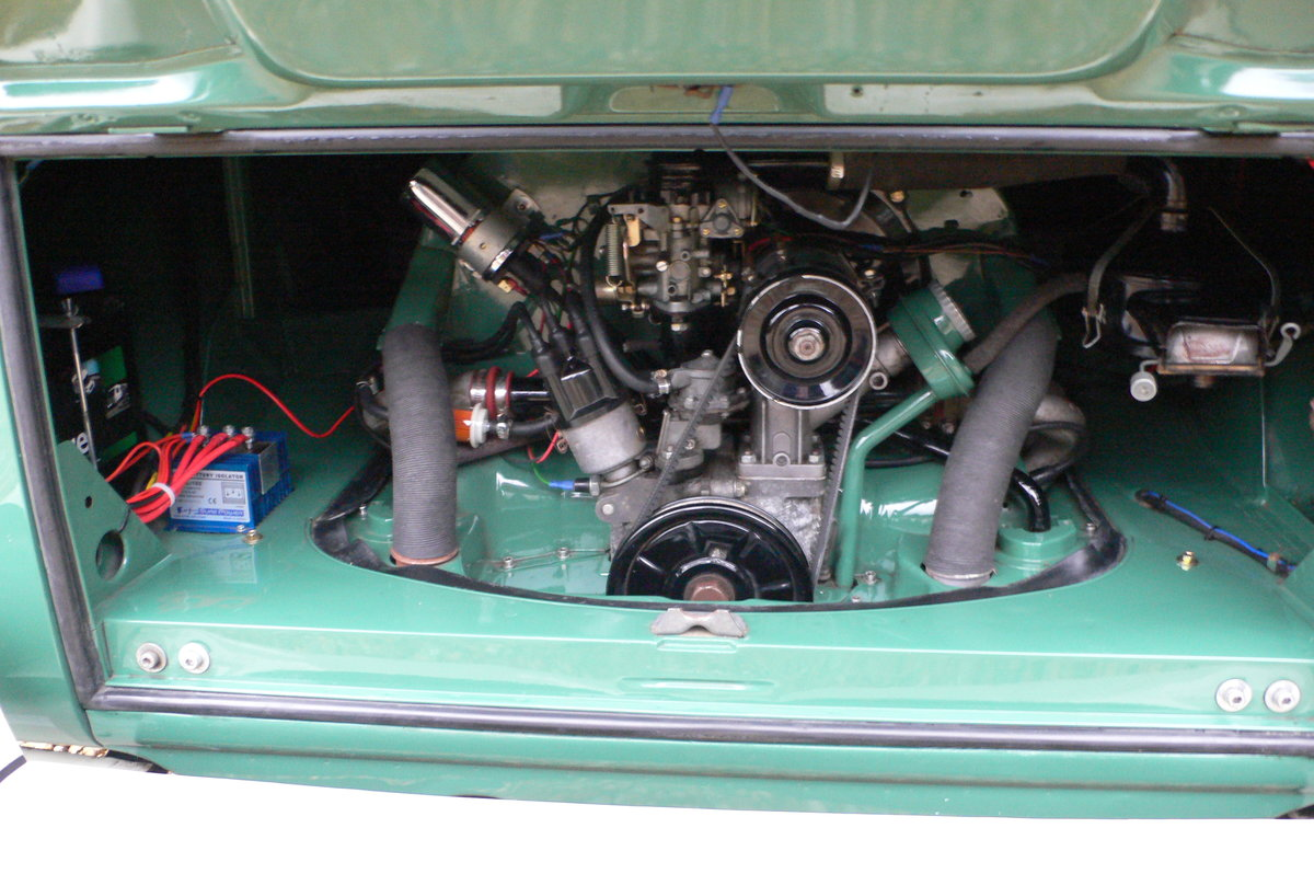 1966 Volkswagen Type 2 Split Screen Camper For Sale by Auction (picture 6 of 6)