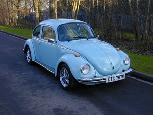 1974 VW CLASSIC BEETLE 1303S 1600 TWIN PORT SPORTMATIC - EX JAPAN For Sale