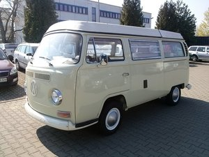 VW T2a Westfalia, Matching Number, First Series