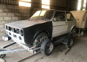 1982 Volkswagen Mk1 Golf gti (sold)