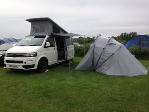 2009 vw t5 campervan