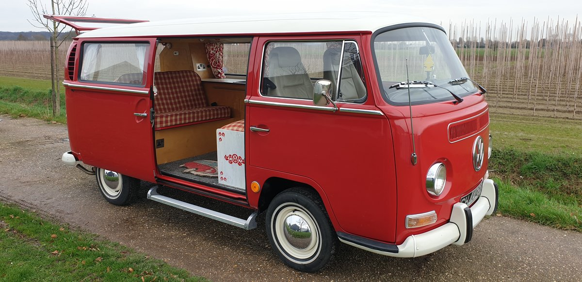 1970 VW Baywindow - We are looking for classic busses! Wanted (picture 5 of 6)