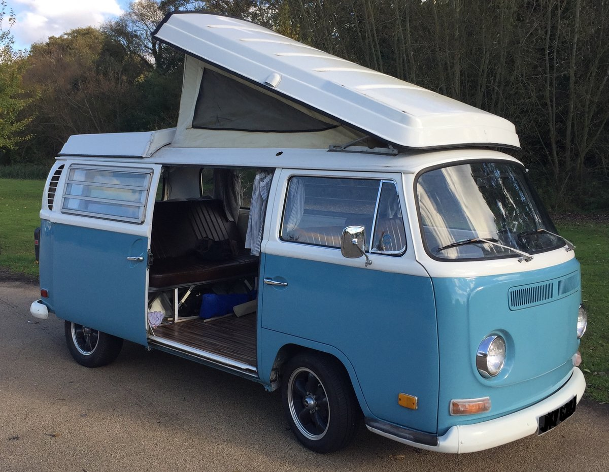 1970 VW Baywindow - We are looking for classic busses! Wanted (picture 6 of 6)