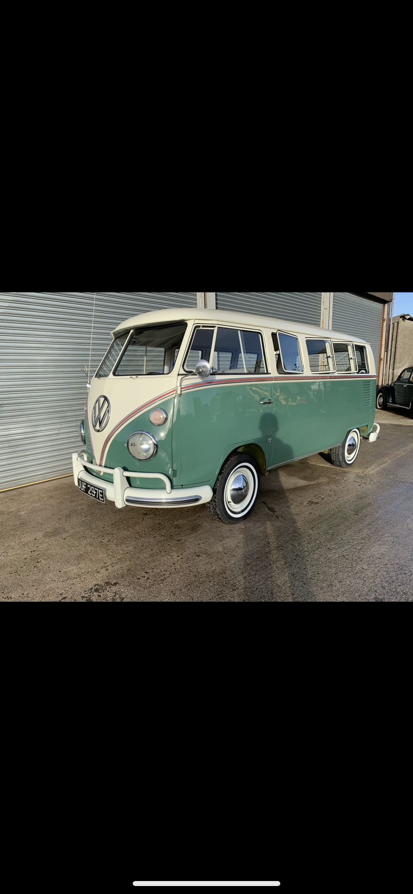 1967 VW split screen Delux  For Sale (picture 2 of 6)