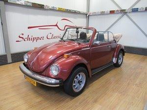 Volkswagen Beetle 1303 Cabrio 1.6L inj.