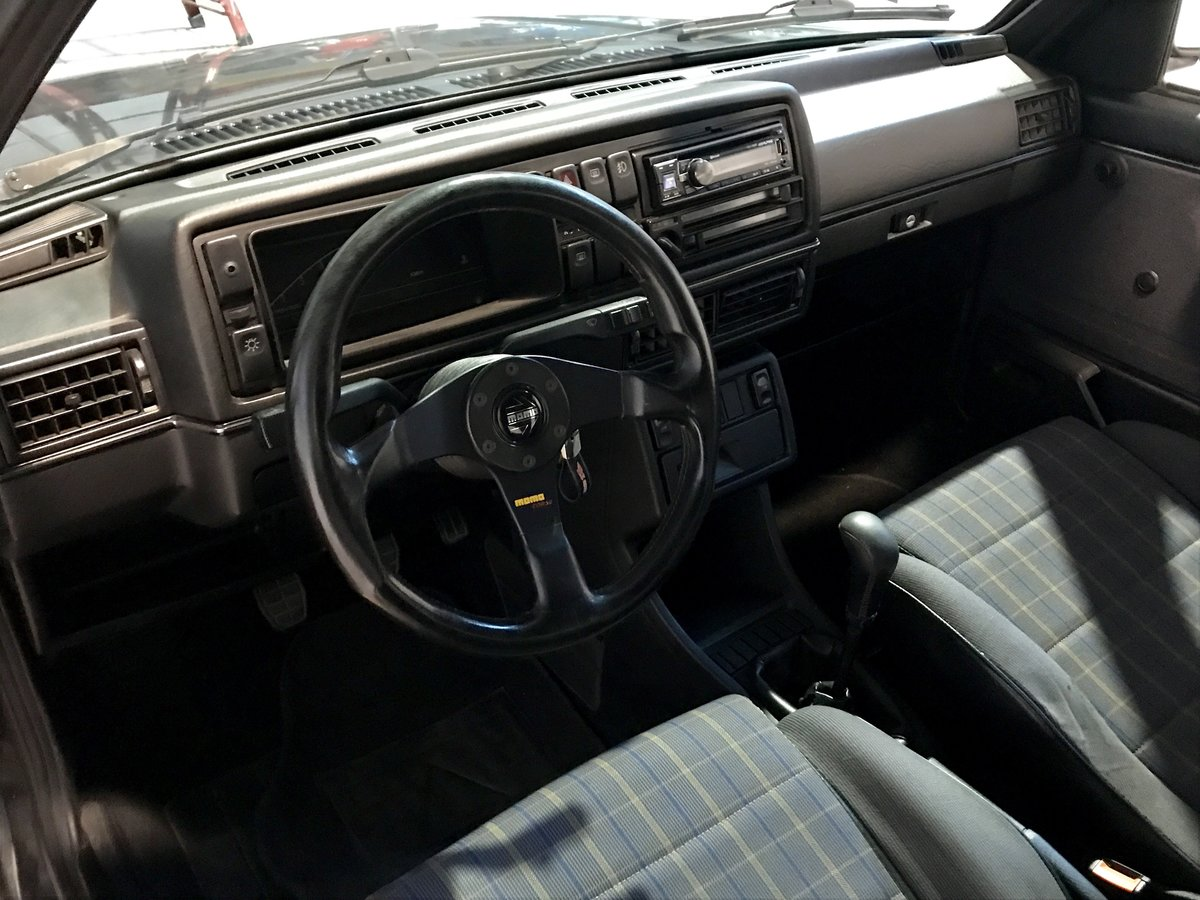 1988 volkswagen Golf GTI  For Sale (picture 3 of 6)