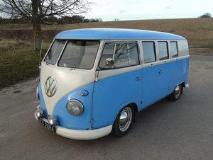 1963 Volkswagen Camper Type 2 Split-Screen