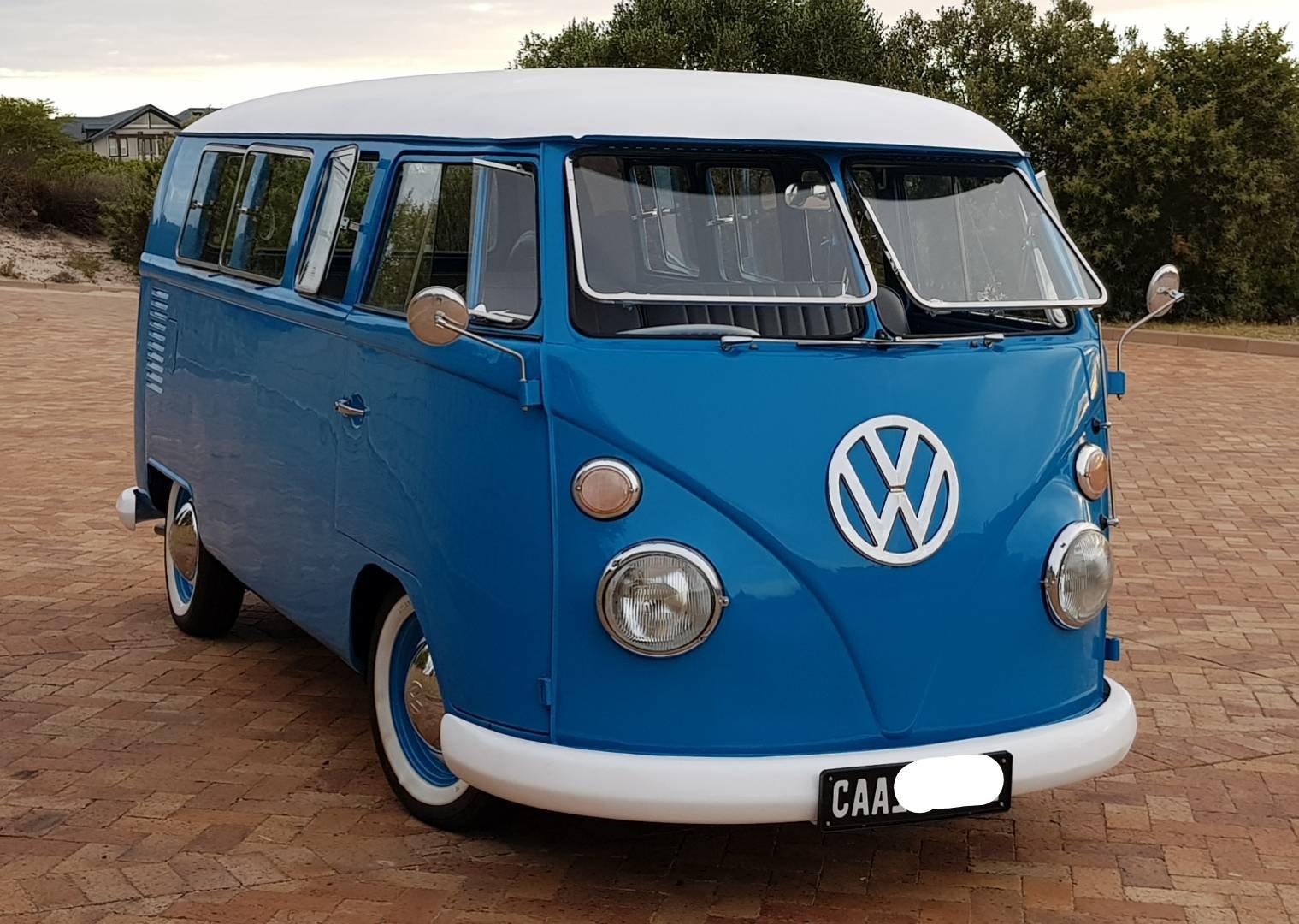 1967 VW Splitwindow kombi For Sale (picture 1 of 6)