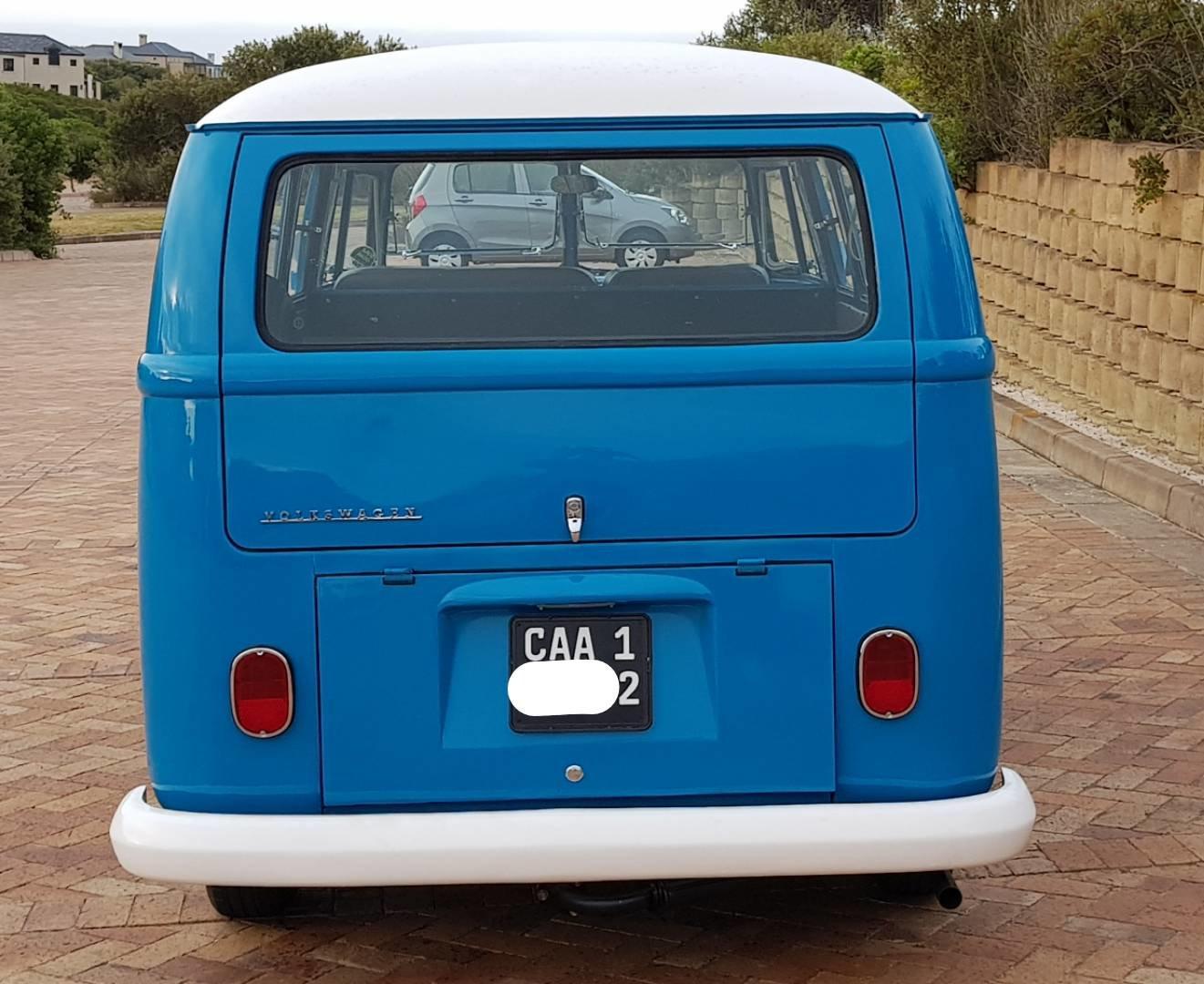 1967 VW Splitwindow kombi For Sale (picture 3 of 6)