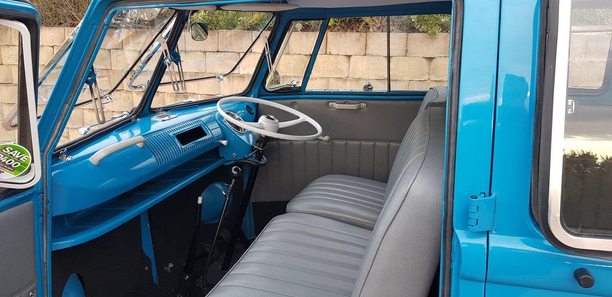 1967 VW Splitwindow kombi For Sale (picture 4 of 6)