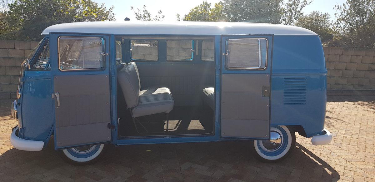 1967 VW Splitwindow kombi For Sale (picture 5 of 6)