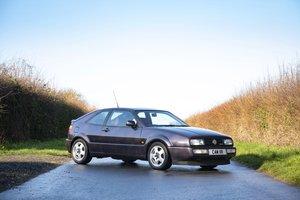 1992 Volkswagen Corrado VR6 Campaign