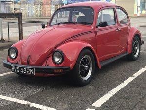 1975 Volkswagen Beetle 1200