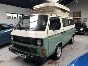 1987 VW Transporter Original ashbow conversion serviced