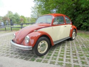 1966 Volkswagen Beetle 1300 For Sale by Auction