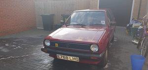 1988 VW Polo MK2 Breadvan