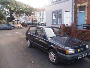 VW Polo Classic Breadvan