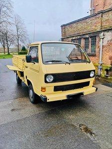 1984 Vw transporter