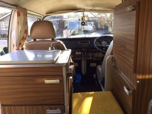 1972 VW Late Bay Westfalia