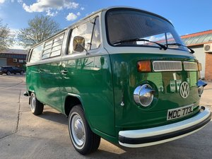 VW Tin Top Devon Campervan Mint Original