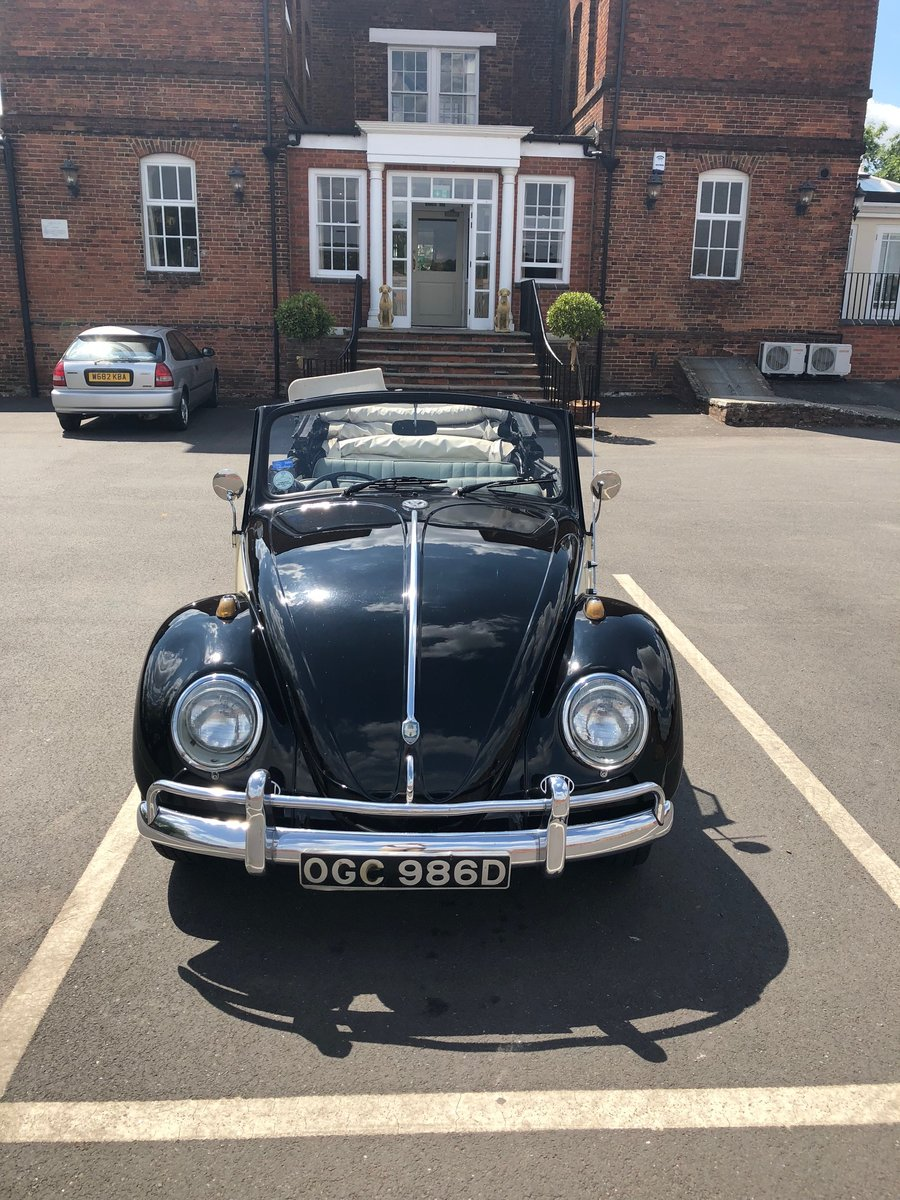 1966 Beetle Convertible RHD – Rare car For Sale (picture 2 of 6)