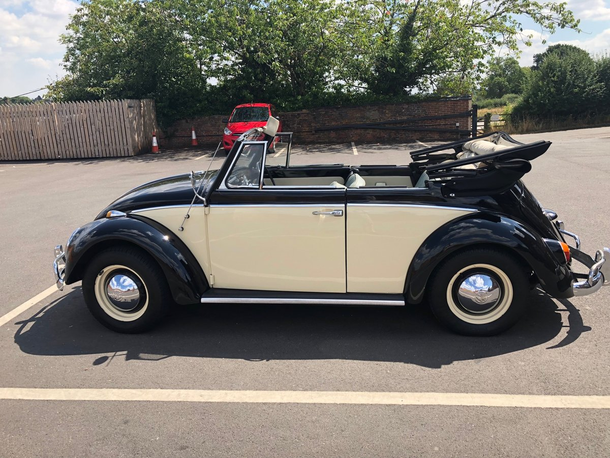 1966 Beetle Convertible RHD – Rare car For Sale (picture 4 of 6)
