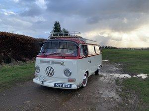 """1974 VW T2 Baywindow """"Jasper"""""""