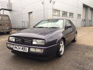 Volkswagen 1994 Corrado VR6 Twilight Violet Pearl