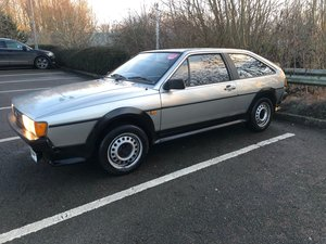 1987 VW Scirocco MK2 GT 1.6 LOW MILEAGE
