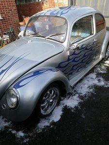 Picture of 1972 Vw Beetle 1300