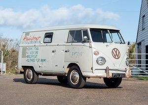 1964 Volkswagen Splitscreen Panel Van SOLD by Auction