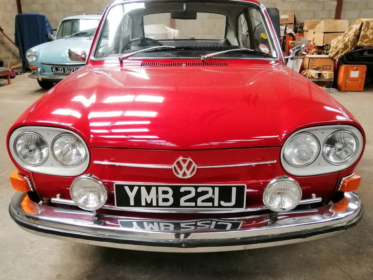 1970 VW 411 LE Type 4 Variant - Exceptional  For Sale (picture 1 of 6)
