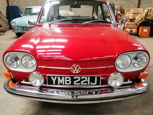 1970 VW 411 LE Type 4 Variant - Exceptional  For Sale