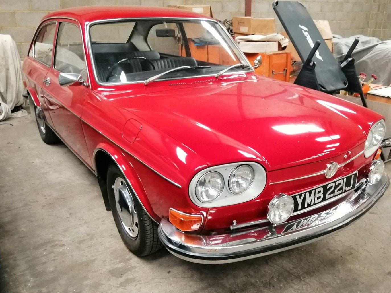 1970 VW 411 LE Type 4 Variant - Exceptional  For Sale (picture 2 of 6)