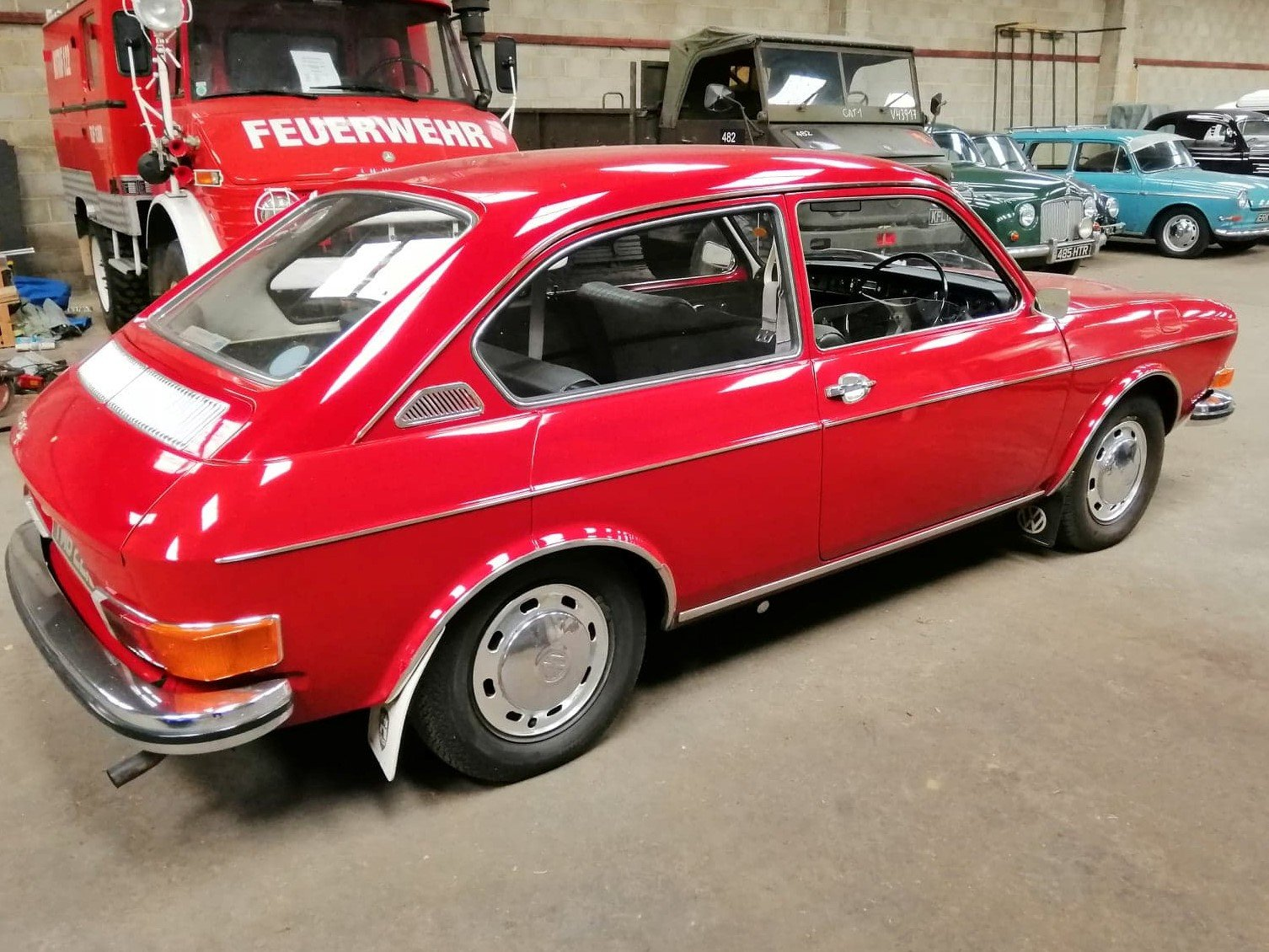 1970 VW 411 LE Type 4 Variant - Exceptional  For Sale (picture 3 of 6)