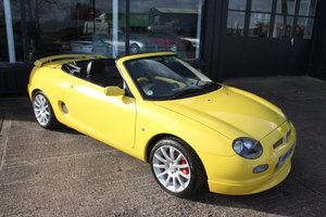 2001 MGF TROPHY 160,LOW MILEAGE,FSH,NEW HEADGASKET,BELT&PUMP For Sale
