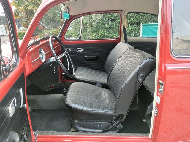 Volkswagen - Beetle - 1968 For Sale (picture 4 of 6)