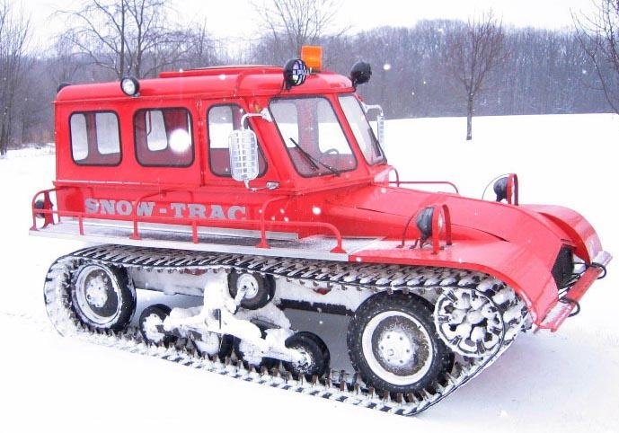 1987 SNOW TRAC For Sale (picture 1 of 6)