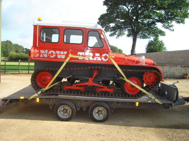 1987 SNOW TRAC For Sale (picture 3 of 6)