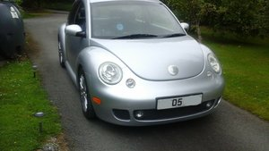 Rare 2005 limited edition beetle v5 sport