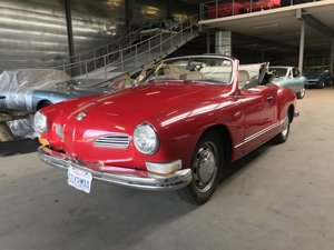 Picture of 1972 Volkswagen Karmann Ghia Convertible