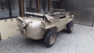 1943  VW Schwimmwagen , Type 166, perf. restored