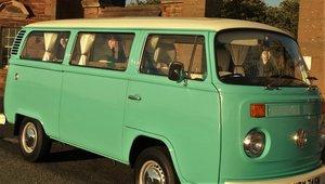 1975 Fabulous bay window campervan