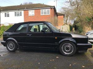 1989 Volkswagen mk1 golf cabriolet auto power steering