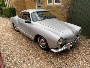 1961 Volkswagen Karmann Ghia For Sale