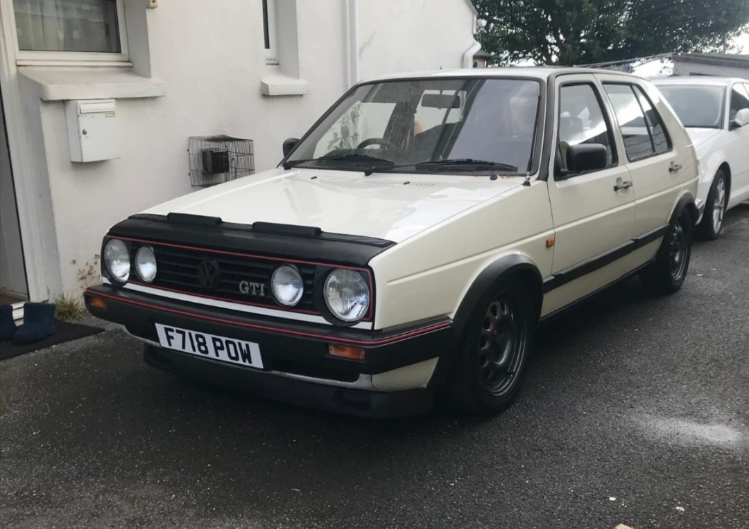 1988 Mk2 Golf Gti 8v For Sale (picture 1 of 6)